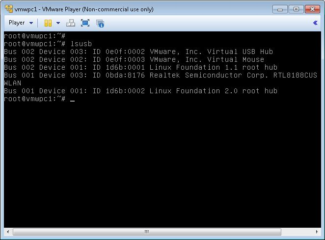 Vmware guest OS Wi-Fi device